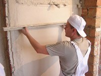 ремонт стен Кострома